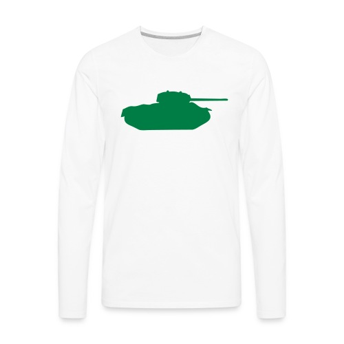 T49 - Men's Premium Long Sleeve T-Shirt