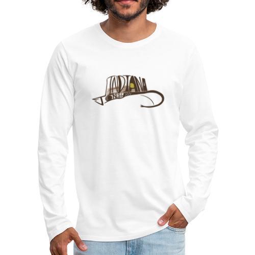 Wear The Hat - Men's Premium Long Sleeve T-Shirt