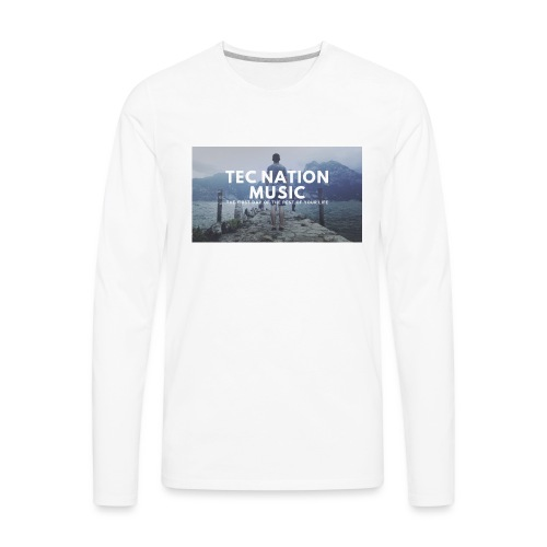 T SHIRTS png - Men's Premium Long Sleeve T-Shirt