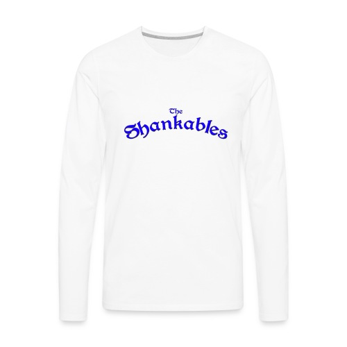 Shankables - Men's Premium Long Sleeve T-Shirt