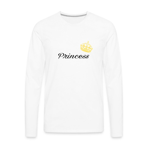 Princess - Men's Premium Long Sleeve T-Shirt