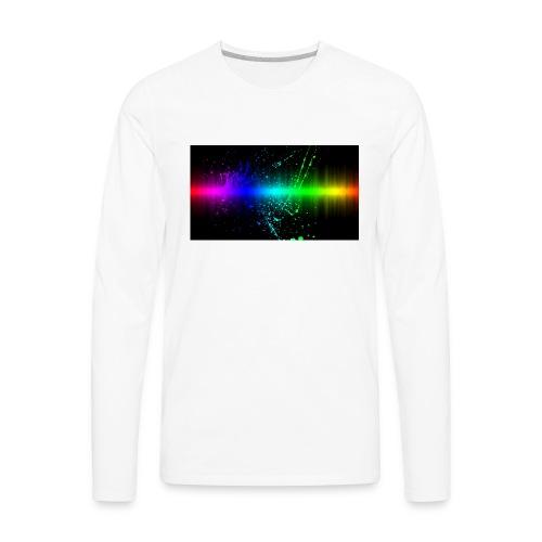 Keep It Real - Men's Premium Long Sleeve T-Shirt