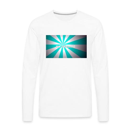 first design - Men's Premium Long Sleeve T-Shirt