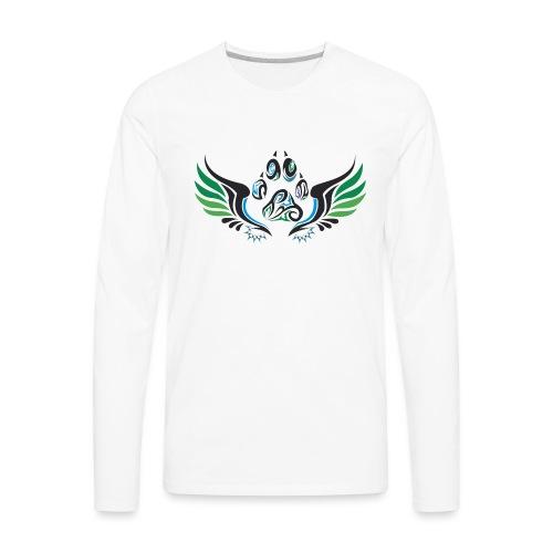 Summer Design - Men's Premium Long Sleeve T-Shirt