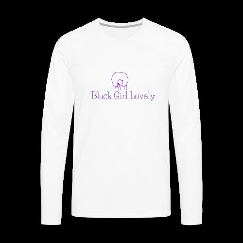 Michelle - Men's Premium Long Sleeve T-Shirt