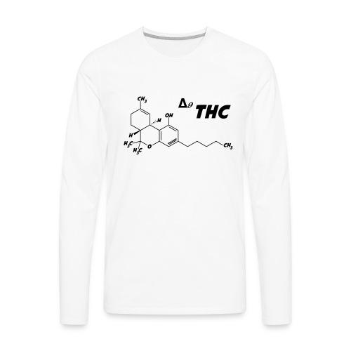 THC - Men's Premium Long Sleeve T-Shirt