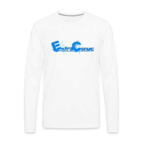 Entracomic Logo For Fans - Men's Premium Long Sleeve T-Shirt