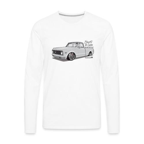 Short & Low C10 - Men's Premium Long Sleeve T-Shirt