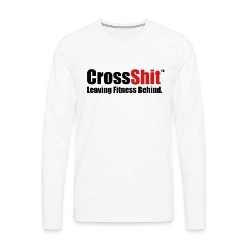 Original CrossShit Shirt - Men's Premium Long Sleeve T-Shirt