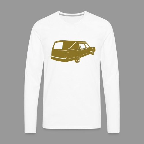 Hearse - Men's Premium Long Sleeve T-Shirt