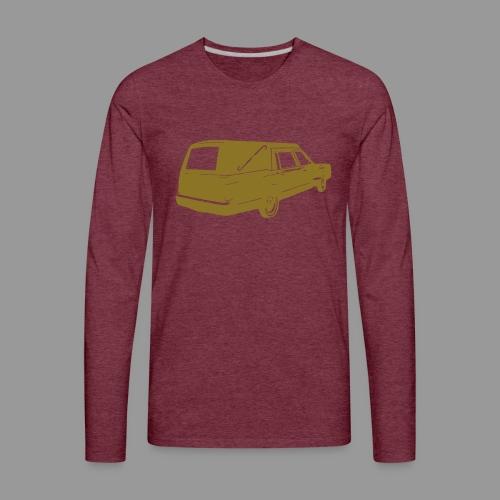 Hearse - Men's Premium Long Sleeve T-Shirt