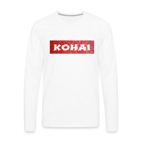 Kohai - Men's Premium Long Sleeve T-Shirt
