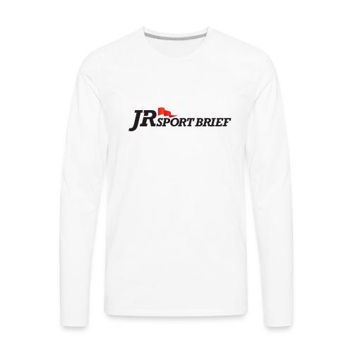 JRSportBrief - Men's Premium Long Sleeve T-Shirt