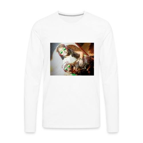 marilyn's merch - Men's Premium Long Sleeve T-Shirt