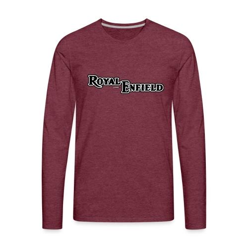 Royal Enfield - AUTONAUT.com - Men's Premium Long Sleeve T-Shirt