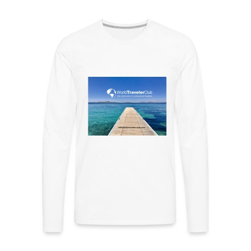 WTC6 - Men's Premium Long Sleeve T-Shirt