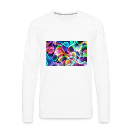 6x0eeHK - Men's Premium Long Sleeve T-Shirt