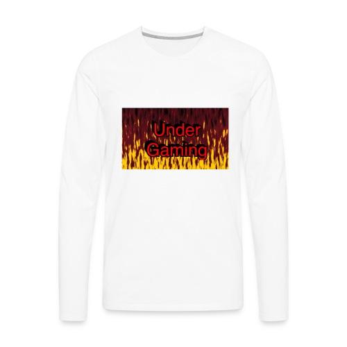 You Doodle 2017 11 15T02 25 35Z - Men's Premium Long Sleeve T-Shirt