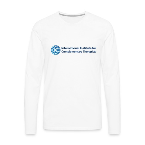 The IICT Brand - Men's Premium Long Sleeve T-Shirt
