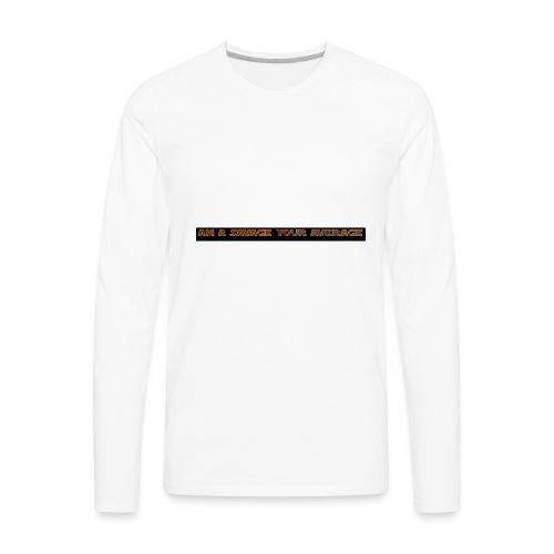 coollogo com 139932195 - Men's Premium Long Sleeve T-Shirt
