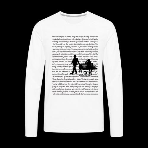 That Side of Paradise - Men's Premium Long Sleeve T-Shirt