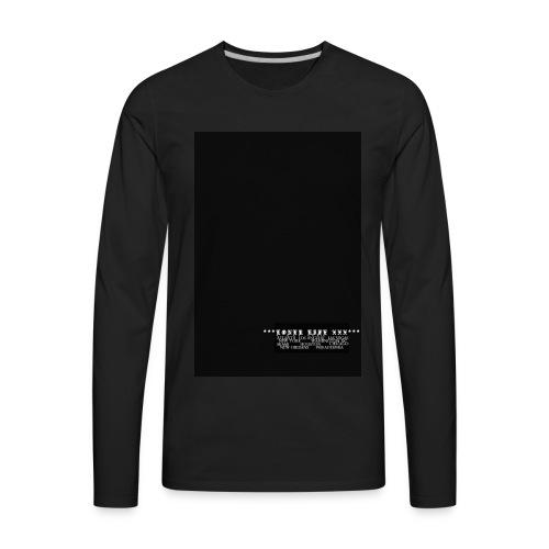 CITIES - Men's Premium Long Sleeve T-Shirt