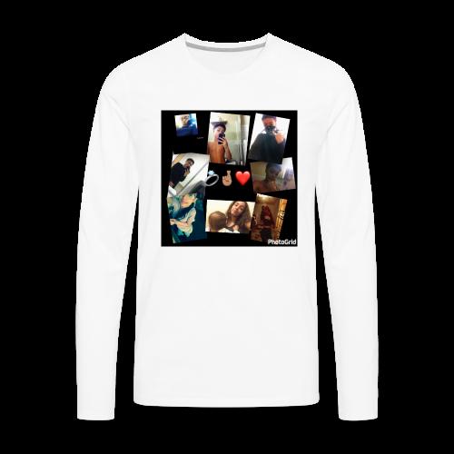 GOals - Men's Premium Long Sleeve T-Shirt