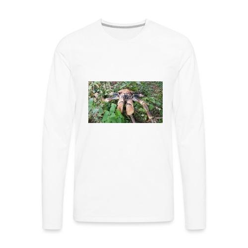 Robber Crab - Men's Premium Long Sleeve T-Shirt