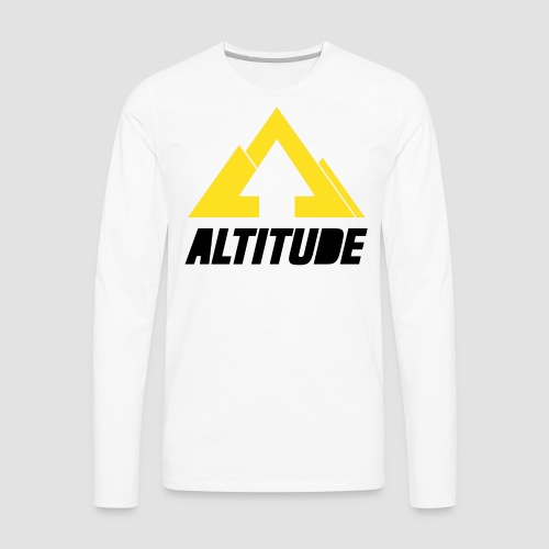 Empire Collection - Yellow 2 - Men's Premium Long Sleeve T-Shirt