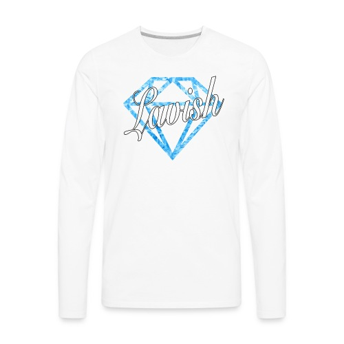 Icy Lavish - Men's Premium Long Sleeve T-Shirt