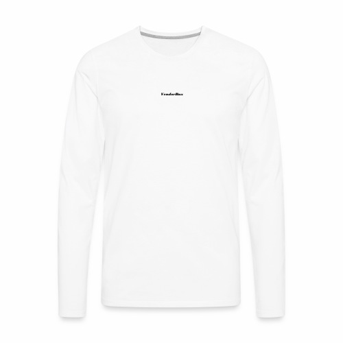 VendorBux Merch - Men's Premium Long Sleeve T-Shirt