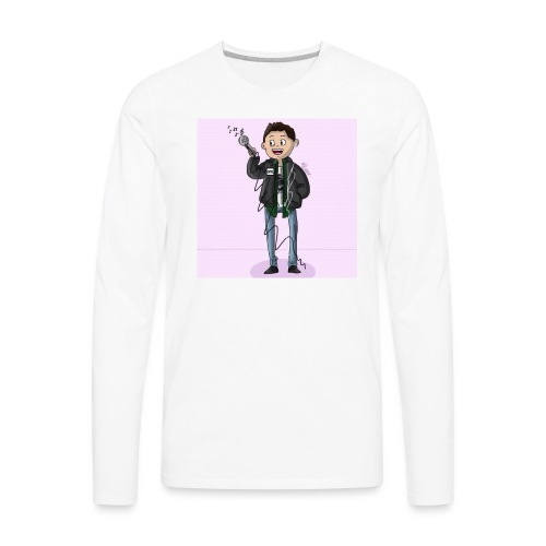 Lil Aver Art - Men's Premium Long Sleeve T-Shirt