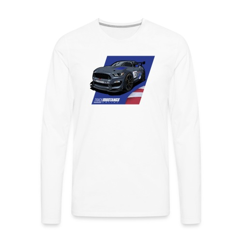 S550 GT4 - Men's Premium Long Sleeve T-Shirt