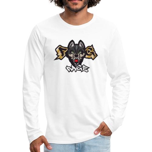 Rage FG - Men's Premium Long Sleeve T-Shirt
