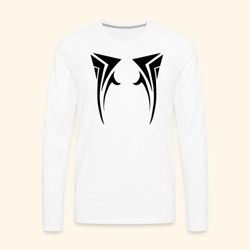 Samoan Tribal - Men's Premium Long Sleeve T-Shirt