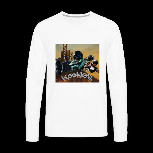 cuckmcgee - Men's Premium Long Sleeve T-Shirt