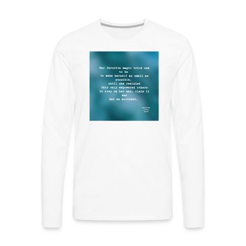 Magic Trick - Men's Premium Long Sleeve T-Shirt