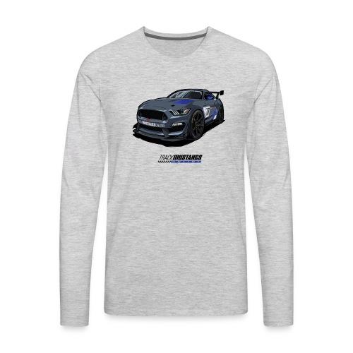 S550 GT4 - Men's Premium Long Sleeve T-Shirt