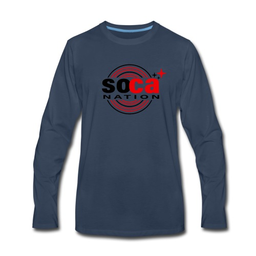 Soca Junction - Men's Premium Long Sleeve T-Shirt