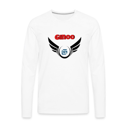 Ginoo T-Shirt - Men's Premium Long Sleeve T-Shirt