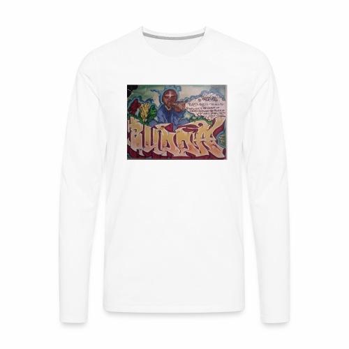Big Buddha Bless - Men's Premium Long Sleeve T-Shirt