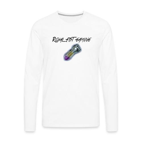 Royal Fist Gaming - Men's Premium Long Sleeve T-Shirt