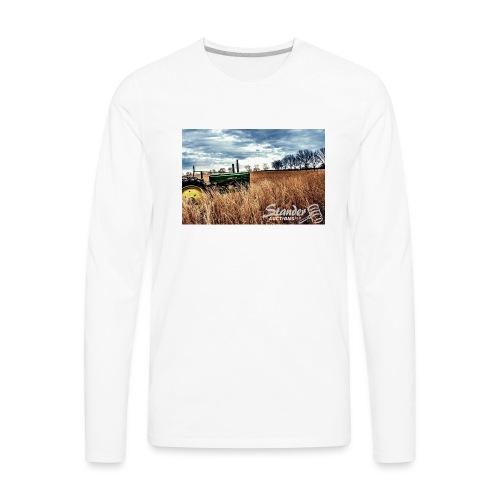 John Deere - Men's Premium Long Sleeve T-Shirt
