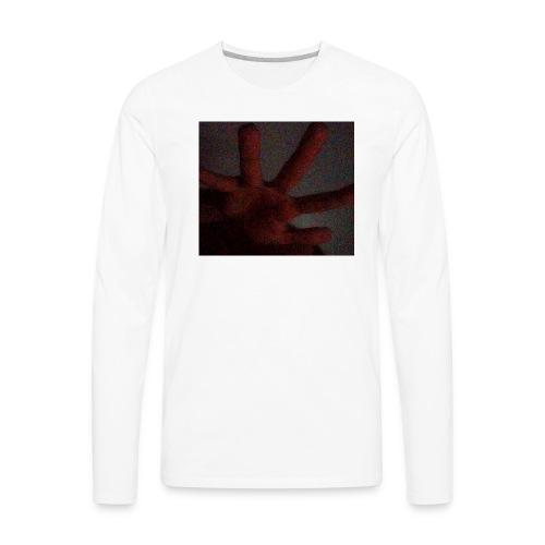 received_1632651173676868 - Men's Premium Long Sleeve T-Shirt