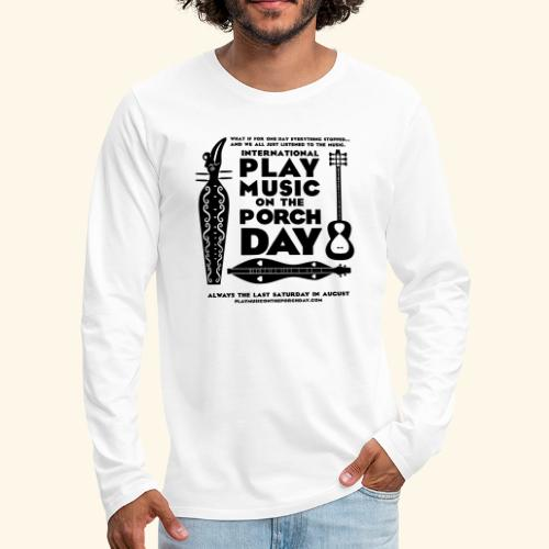 SAPEH_ SHIRT - Men's Premium Long Sleeve T-Shirt