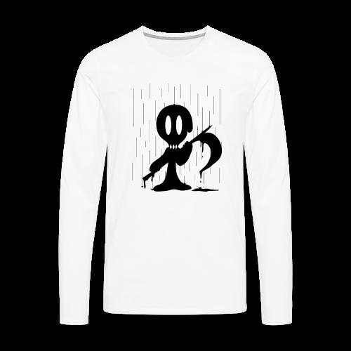 Dramatic Rain - Men's Premium Long Sleeve T-Shirt