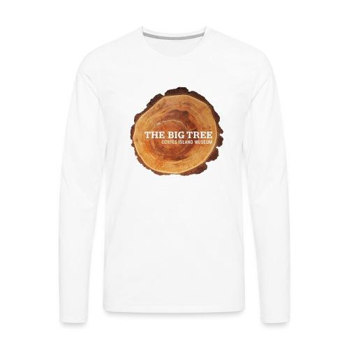 The Big Tree - Men's Premium Long Sleeve T-Shirt