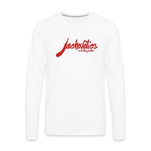 Jackedetics Tag - Men's Premium Long Sleeve T-Shirt