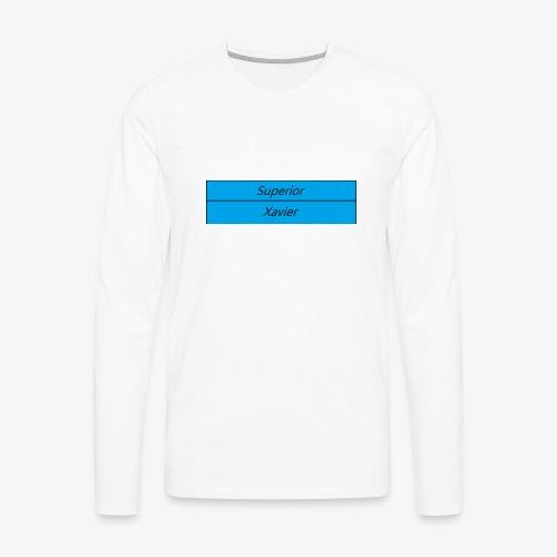 new logo tee - Men's Premium Long Sleeve T-Shirt