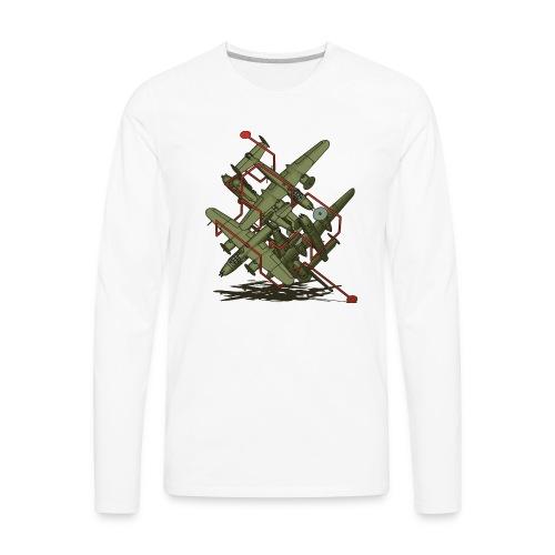 Oh Yossarian... - Men's Premium Long Sleeve T-Shirt